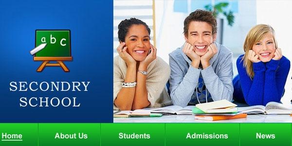 school-website